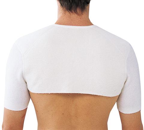 半袖肩サポーター